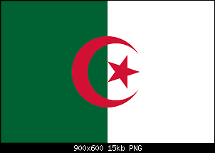 Click image for larger version.  Name:900px-Flag_of_Algeria.svg.png Views:567 Size:15.5 KB ID:54675